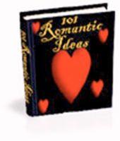 101 Romantic Ideas E Book (Free)