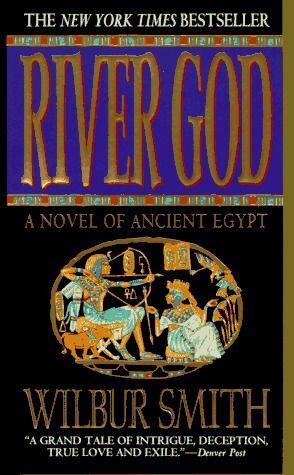 Wilbur Smith -  River God - MP3 Audio Book on Disc
