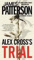 James Patterson - Alex Cross Trial  -  MP3 Audio Book on Disc