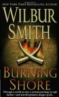 Wilbur Smith - The Burning Shore - MP3 Audio Book on Disc