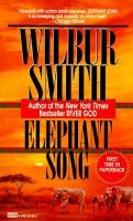 Wilbur Smith - Elephant Song - MP3 Audio Book on Disc