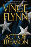 Vince Flynn - Act of Treason - MP3 Audio Book on Disc