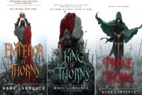 Broken Empire Trilogy-By mark Lawrence-Audio Book