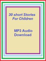 Childrens Stories-30 Childrens Stories-MP3 Audio Download