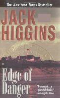 Jack Higgins - Edge of Danger - Audio Book on CD