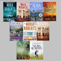 Nora Roberts 8 NYT Best Sellers - E Books