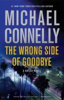 Michael Connelly - The Wrong Side of Goodbye - Audio Book on CD