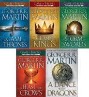 Game of Thrones - A song of ice and fire.