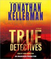 Jonathan Kellerman - True Detectives  -  MP3 Audio Book on Disc